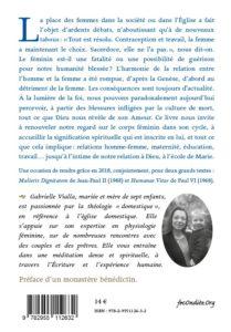 4e de couverture Recevoir le Feminin - 05042018